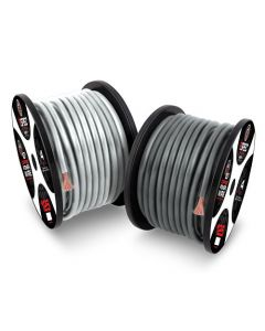 T-Spec V10PW-1025 Universal 25 Feet 0 Gauge V10 Series Power Wire