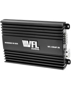 VFL Audio VFLCOMP2K 2000 Watt Mono Class-D Competition Amplifier