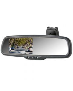 "Vission MV-RVM403 4.3"" Replacement Rearview Mirror Monitor"