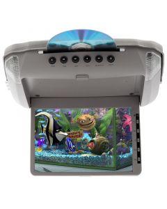 Vizualogic 8500 Overhead Flip Down Monitor with DVD Player-1