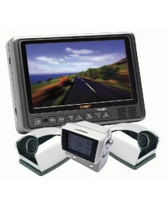 Audiovox Voyager VSS7694TOW RV Back up Camera System with Trailer Cam