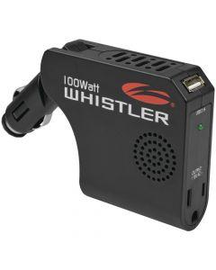 Whistler XP100i Cigarette Lighter 100-Watt Modified Sine Wave Power Inverter