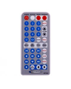 Myron and Davis ART300 Replacement Wireless Full Function Remote Control