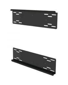 Peerless WSP756 Metal Stud Wall Plate