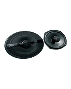 Sony XS-GS6921 2-Way 6 x 9 inch Coaxial Speakers with Soft Dome Tweeters, Bi-amp Design - Main