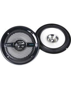 "Sony XS-MP1611B 6.5"" Dual Cone Marine Speakers-main"