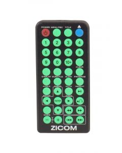 Accelevision ZDP15 Replacement Remote Control