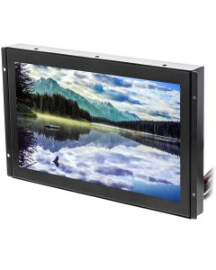 Clarus LCDMC12W 12 inch 1080p In Wall or Flush mount LCD display with HDMI, RCA and VGA Inputs