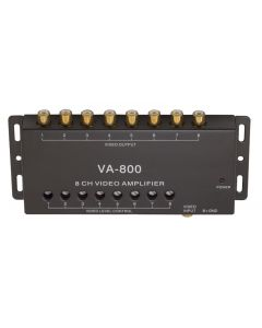 Accelevision ZVA800 Zycom ZVA800 8 output car video amplifier