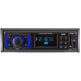 Boss Audio 612UA 50-Watt x 4 AM/FM/MP3 Solid State ReceiverQuality Mobile Video