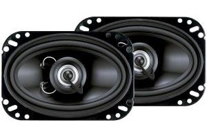 4x6 Inch Speakers