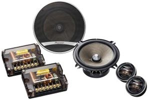 5.25 Inch Component Speakers