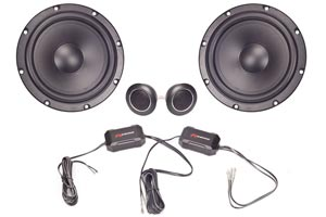 6.5 Inch Component Speakers