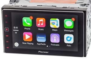Apple Car Play Car Stereos
