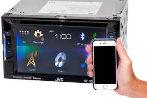 Bluetooth In Dash Receivers