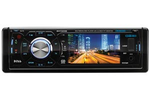 Single DIN with Video Car Stereo Receivers