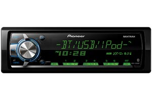 Mechless Source Unit Car Stereo Receivers