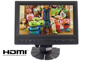HDMI monitors