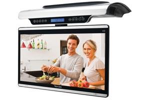 Kitchen TV - Under cabinet TV