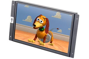 Panel Mount LCD Monitors