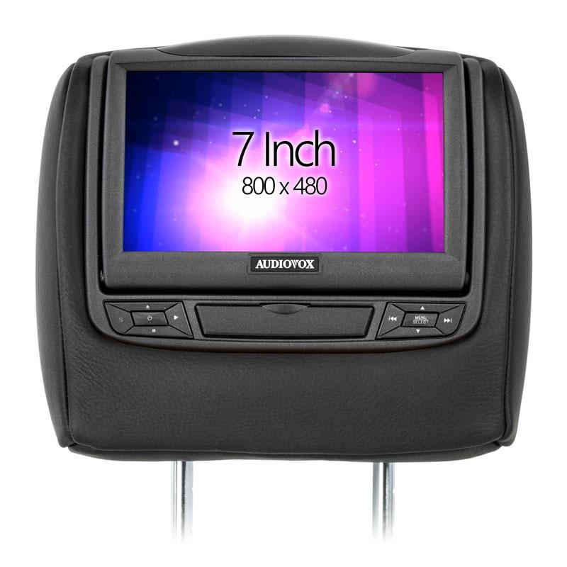 Audiovox HR7012 7 inch DVD Headrest Monitor system